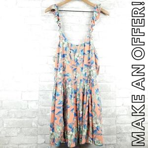 Free People floral Dress | Size M